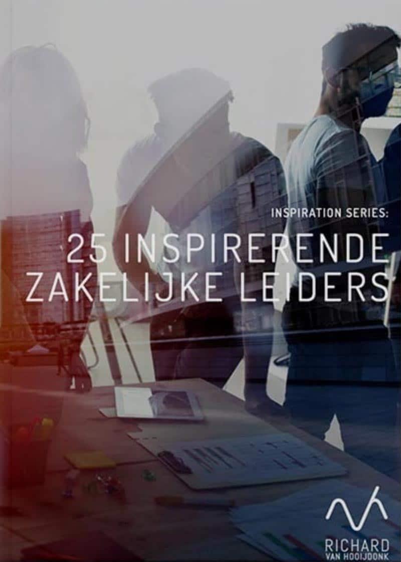 25 inspirerende zakelijke leiders